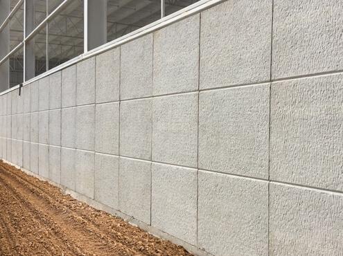 Muros prefabricados gorsotec muros prefabricados de for Muro de concreto armado